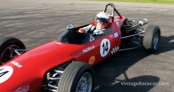 1970 Macon MR8 Formula Ford. Photo: Pete Austin