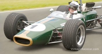 1967 Brabham BT24-Repco. Photo: Casey Annis