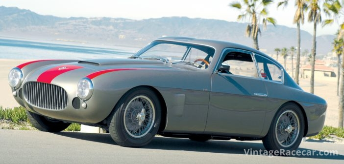 1954 Fiat 8V Zagato. Photo: Casey Annis