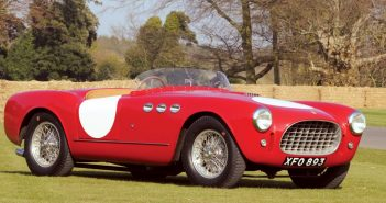 1952 Ferrari 225 S. Photo: Peter Collins