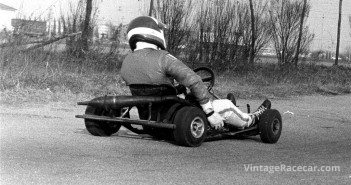 Coppelli first tried to get his career rolling in 1975 on a karting track near Milan.