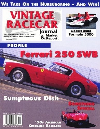 Jan 2000 VR Cover