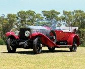 Ghost Story: 1924 Rolls-Royce 40/50 HP