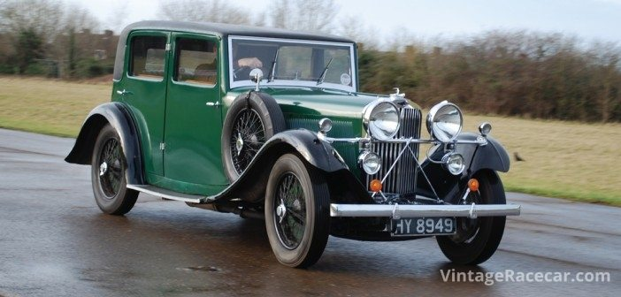 Roesch's Vision: 1933 Talbot London AW75