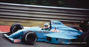 The 1988 F1 season may have been CapelliÕs best, as he took the Leyton House March CG881-Judd to a fine 2nd place in Portugal and scored points on three other occasions to finish 7th in the World Championship.