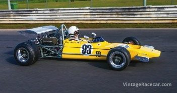 Lotus proved fun to drive, but required close attention. Photo: Ian Welsh