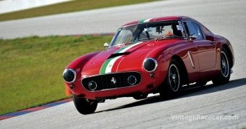 This 1960 Ferrari 250 GT SWB Berlinetta Competition Coupe carries serial number 2095GT.