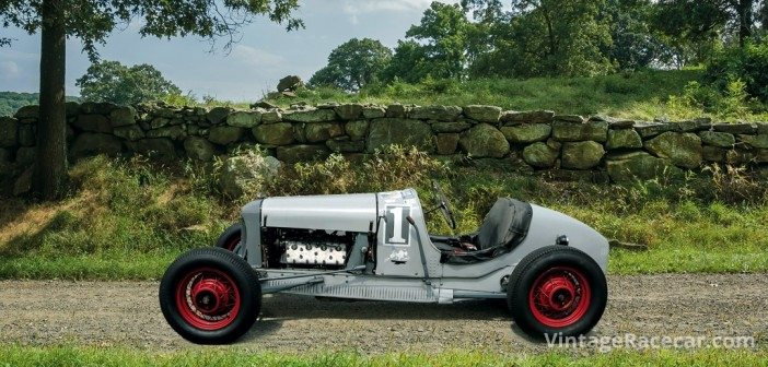 The Old Grey Mare – 1935 Rueter V8 Special