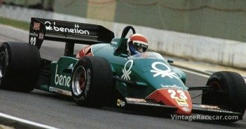 CheeverÕs best day in the 185T came in Detroit, where he finished 9th,  a placing Patrese matched next time out in England, but the 185T was then abandoned in favor of a revised version of the prior car, and Alfa left F1 at yearÕs end.