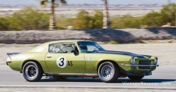This is Mark WoodÕs 1970 Chevy Camaro.