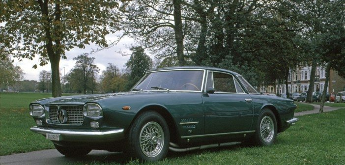 V8-powered 5000GT is massively powerful but docile.