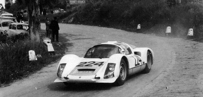 Mairesse teamed with Herbert MŸller to win the 1966 Targa Florio.