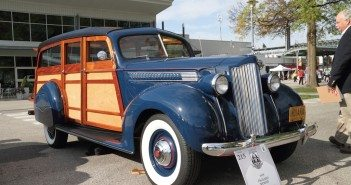 1939 Packard Woody, presented by Andy Wolf.Photo: Eric Drumwright