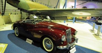 £15,200 for Sunbeam Alpine.