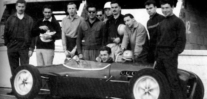 Pilette got his start in racing with the Jim Russell organization.