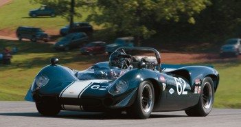 This Õ65 Lola T70 was raced by Tom Shelton.Photo: Chuck Andersen