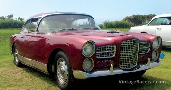 Steve SnyderÕs 1959 Facel Vega HK 500.