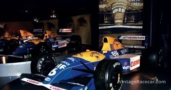 1991 Williams FW14 (exPatrese).