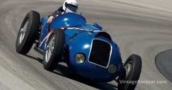 This 1937 Delahaye 145 was driven by Dr. Charles Pither.Photo: Fred Sickler