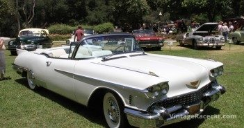 Giovanni AltamuraÕs 1958 Cadillac El Dorado Biarritz.