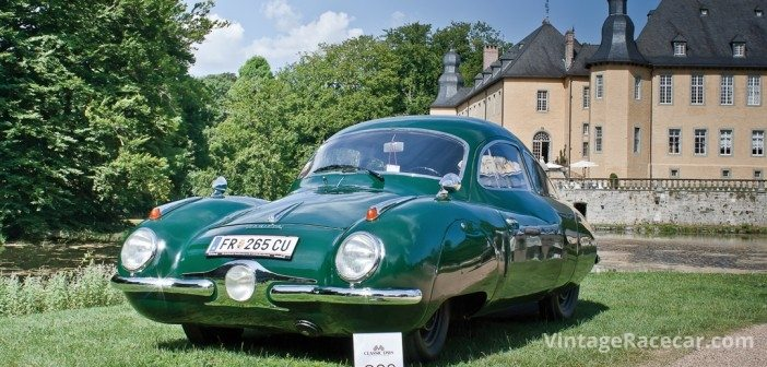 1947 Volkhart Sagitta V2 Coupe.