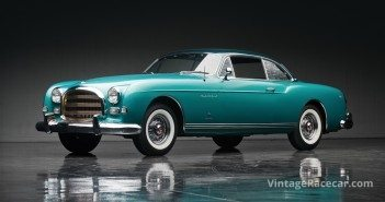 Lovely 1954 Chrysler GS-1 Special by Ghia sold for $616,000.