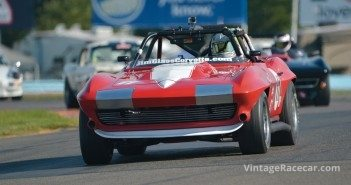 HereÕs the 1965 Corvette of James Glass.