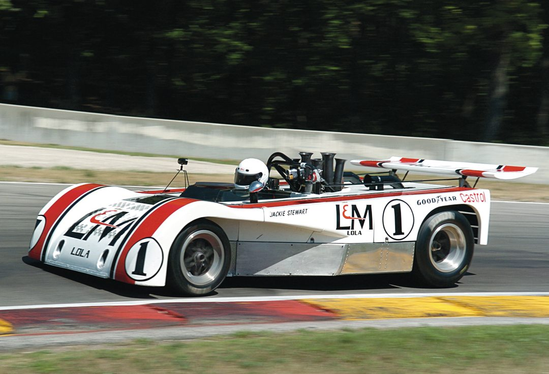 Can Am Vintage 85