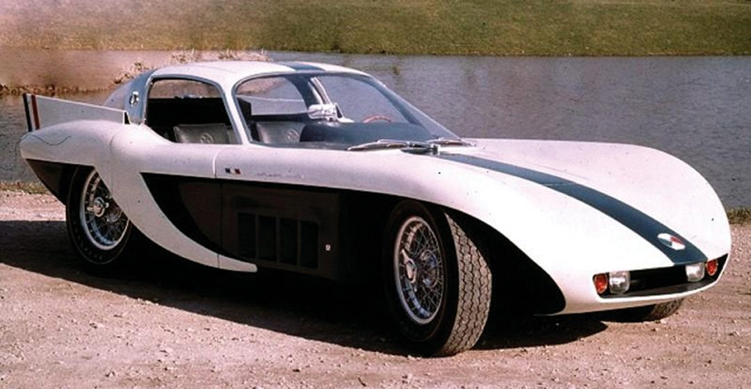 American Dream Cars of the 1960s - Vintage Road & Racecar