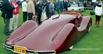 Stunning 1948 Norman Timbs Special.