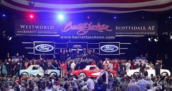 Barrett-Jackson Corvettes crop