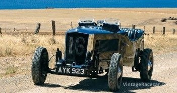 1934 Railton-Terraplane. Photo: Vince Johnson
