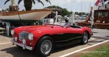 Austin Healey 100M.