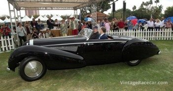 Best of Show Bugatti.