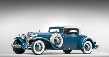 1929 Cord L-29 Hayes Special Coupe.Photo: Darin Schnabel