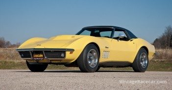 1969 Chevrolet Corvette L88 Convertible sold at $610,000.