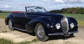 1946 Delahaye 135M Graber 