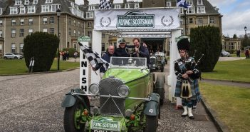 Flying Scotsman 1st place overall