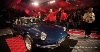 1967 Ferrari 330 GTC (8843) sold at $429,000.