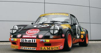 1973 Porsche 911 Carrera RSR