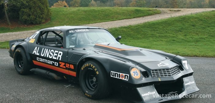 1977 IROC Camaro Z/28