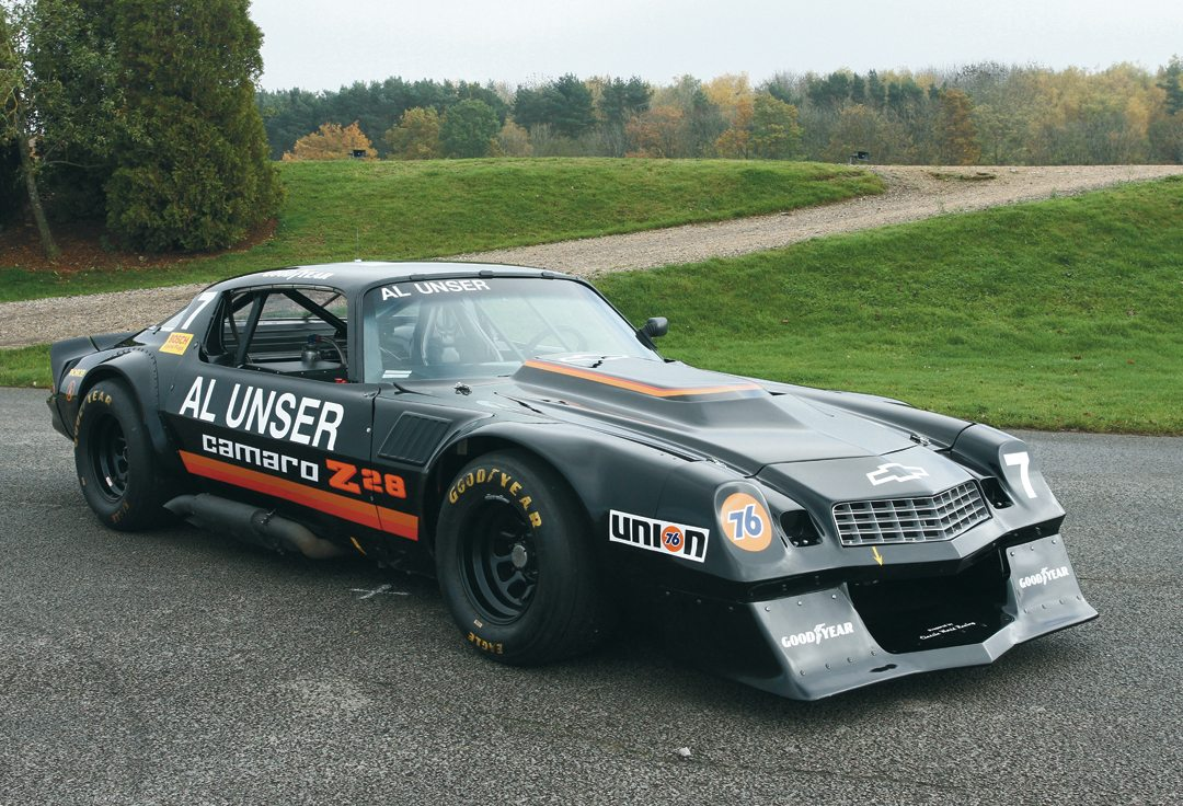 Rugged Equalizer 1977 Iroc Camaro Z 28 Vintage Road