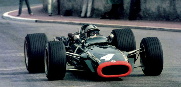 Monaco 1968: A Grand Prix of Firsts