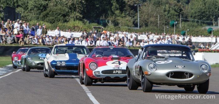 Goodwood Revival: Sunshine through the Rain