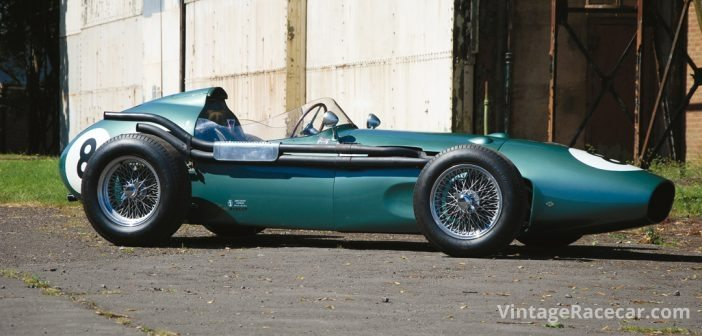 Aston Martin DBR4/2