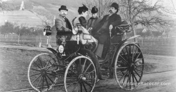 First Female Automotive Pioneer Bertha Benz Inducted into Hall of Fame Mercedes-Benz