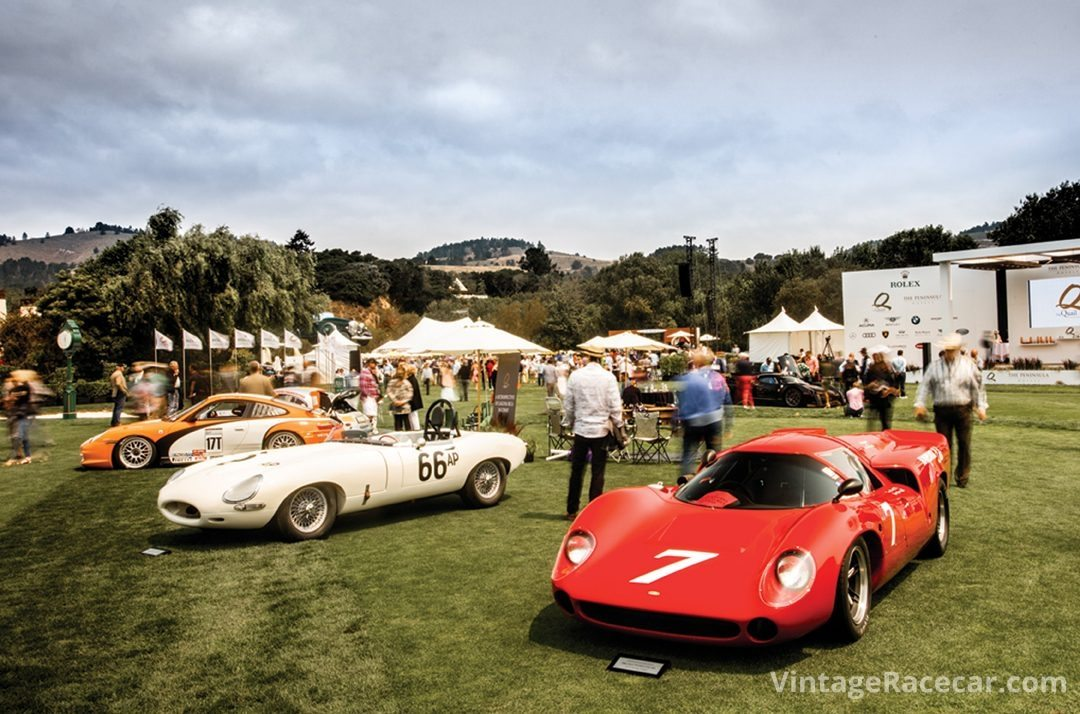 The Quail, A Motorsports Gathering Tom G ONeal