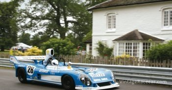 Rob Hall raced this grand Matra 670C.