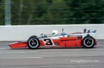 Doug Winslow raced this uncommon 1969 VPJ-Ford Turbo.