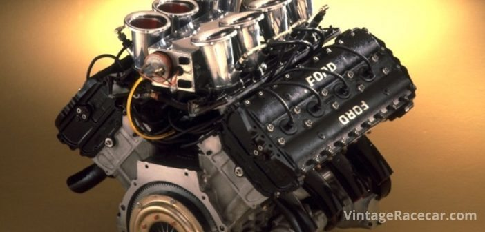 New Show to Honor Cosworth DFV – Vintage Road & Racecar